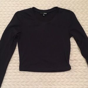Wilfred - Long Sleeve Crop T-Shirt
